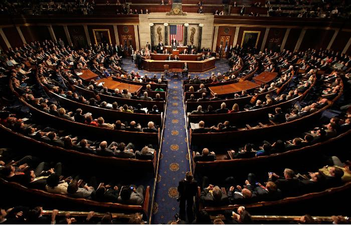 Палата представителей США приняла оборонный бюджет на 2022 год с санкциями против РФ