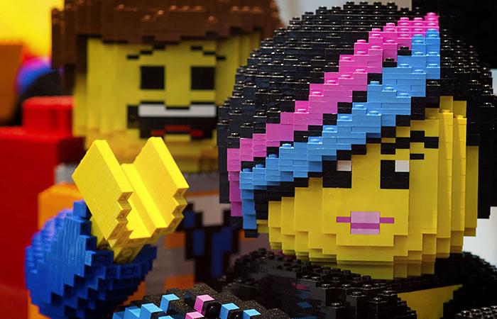 Lego увеличила полугодовую чистую прибыль вдвое