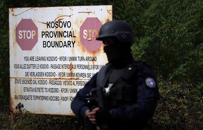 МИД РФ призвал НАТО и ЕС заставить Приштину убрать силовиков с севера Косово