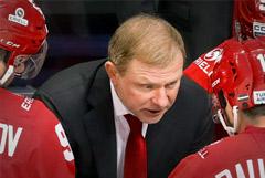 ФХР решила назначить Жамнова главным тренером сборной России вместо Знарка