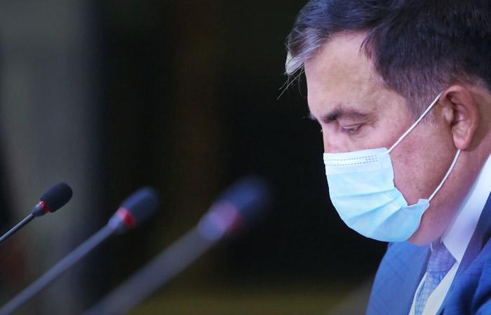 Саакашвили задержали в Грузии