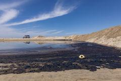 В Южной Калифорнии произошел крупный разлив нефти