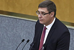 Путин назначил Авдеева врио губернатора Владимирской области
