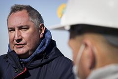 Рогозин рассказал о состоянии членов съемочной группы на МКС