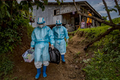 Число заразившихся COVID-19 в мире превысило 235 млн человек