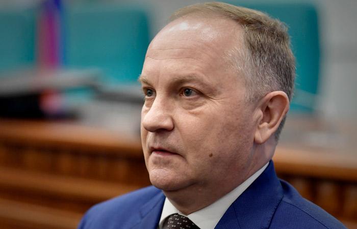 Суд отправил под арест экс-мэра Владивостока Гуменюка