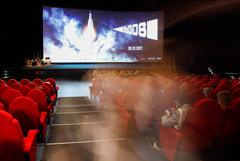 Ракета со съемочной группой первого фильма в космосе стартовала к МКС