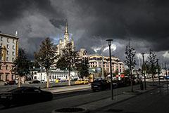 В Москве прошла самая холодная ночь с начала осени
