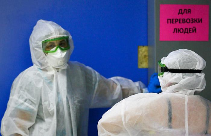 В России за сутки коронавирус обнаружили еще у 29,4 тыс. человек