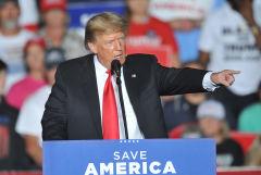 Трамп заявил, что РФ и КНР получили доступ к брошенному США в Афганистане вооружению