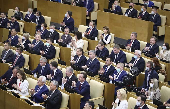 Госдума определила председателей 15 комитетов