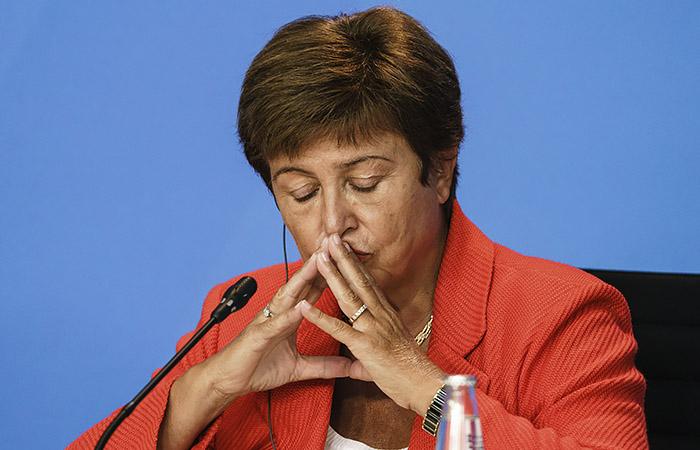 Исполнительный совет МВФ выразил доверие Георгиевой и не отстранил ее