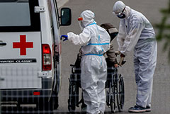 В России установлен новый максимум смертности от COVID-19 за сутки