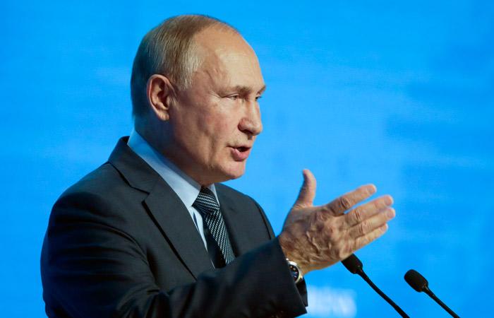 Путин заявил, что рост цен на газ в Европе стал следствием дефицита электроэнергии