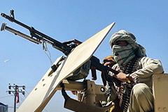 Ожесточенные бои идут на северо-востоке Афганистана