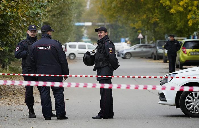 В Перми арестовали студента, устроившего стрельбу в вузе