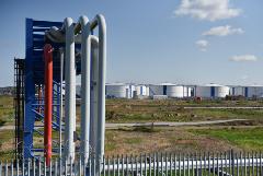 Европа второй день подряд тратит запасы газа из хранилищ