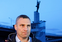 Кличко призвал грузинские власти освободить Саакашвили