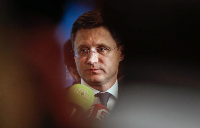 Новак счел преждевременными разговоры о новом транзитном контракте с Украиной