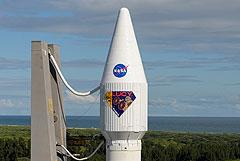 Космический зонд Lucy стартовал для изучения астероидов возле Юпитера