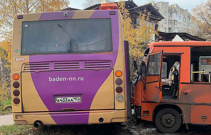 Количество пострадавших в ДТП в Нижнем Новгороде выросло до 18