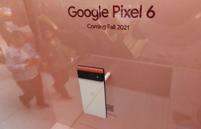 Google представила новые смартфоны Pixel 6 и Pixel 6 Pro