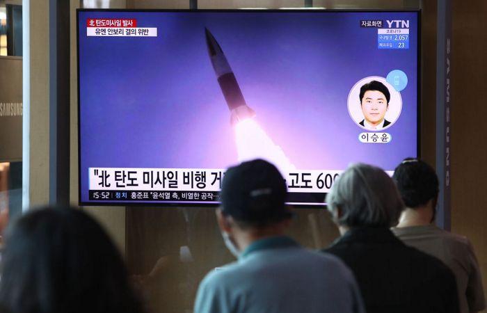 Совбез ООН проведет экстренное заседание из-за недавнего пуска ракеты в КНДР