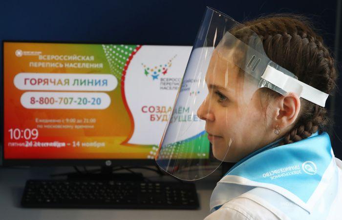 Участвовать в переписи населения онлайн готов каждый четвертый россиянин