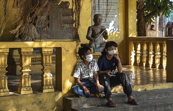 Камбоджа открылась для привитых любой вакциной от коронавируса