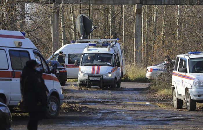 Вся смена из 17 человек погибла из-за взрыва на рязанском заводе