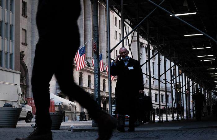 Потери рабочих мест на Уолл-стрит в 2020 году были максимальными с кризиса 2008 года