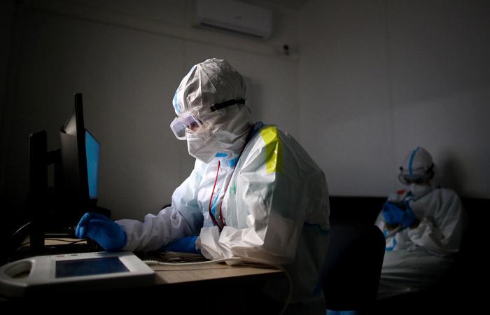 Москва к концу этой недели может достигнуть пиковых значений по COVID-заболеваемости