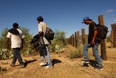 Более двух тысяч мигрантов в Мексике вышли в сторону границы с США