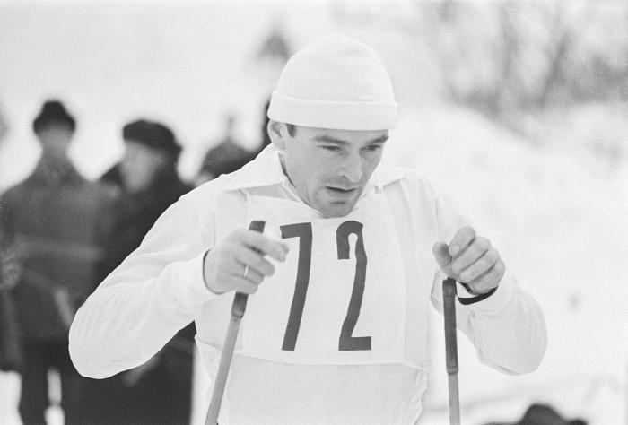 Скончался двукратный олимпийский чемпион по лыжным гонкам Вячеслав Веденин