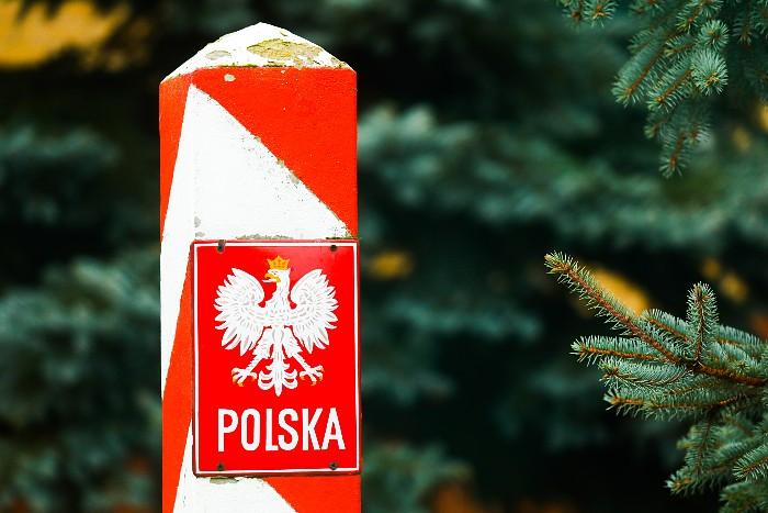 Полиция Германии задержала ультра-правых с дубинками и мачете на границе с Польшей