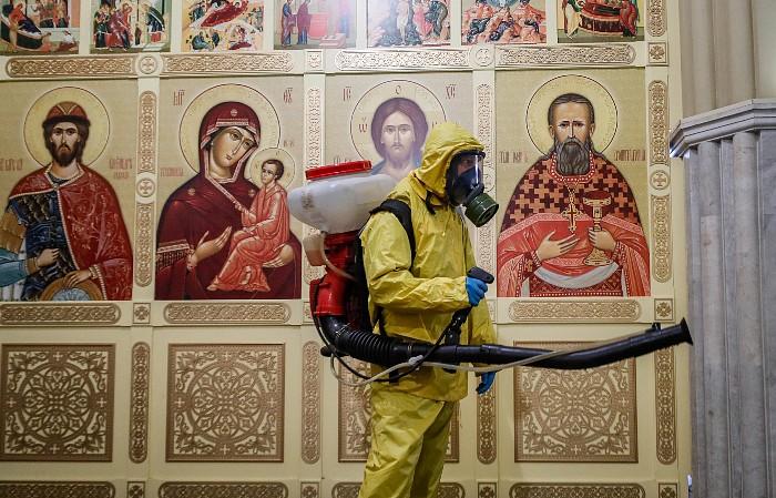 В России выявлено почти 35,7 тыс. новых случаев COVID-19