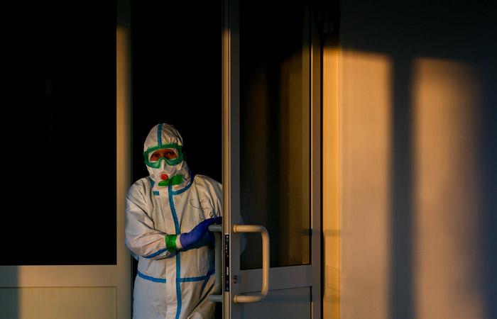 В России установлен новый антирекорд по числу заболевших COVID-19