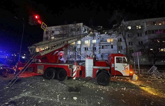 Источник сообщил о спасении всех оказавшихся под завалами в Набережных Челнах
