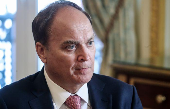 Посол Антонов назвал условие РФ для обсуждения с США вопросов стратстабильности