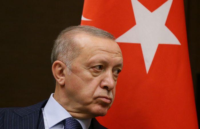 Эрдоган отменил решение о выдворении послов десяти стран из Турции
