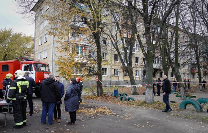 В Балтийск после взрыва газа выехал губернатор Алиханов
