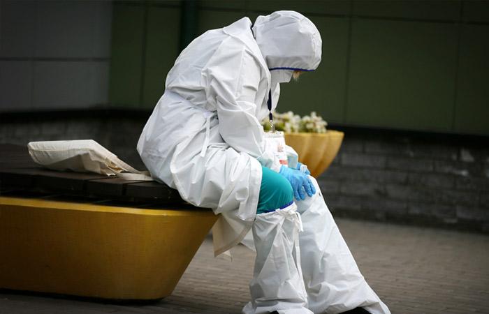 В РФ более 1,3 млн человек болеют коронавирусом