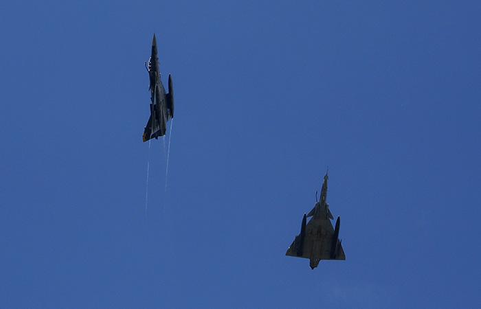 В Анкаре допустили вариант покупки истребителей у РФ вместо США