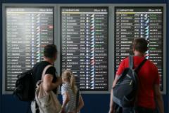 Более ста рейсов задержано и отменено в аэропортах Москвы из-за тумана
