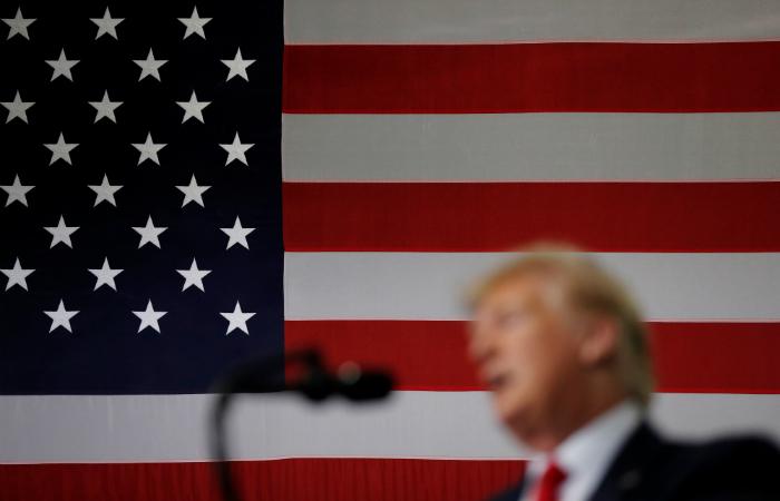 Трамп: уСША нет оснований враждовать сРоссией