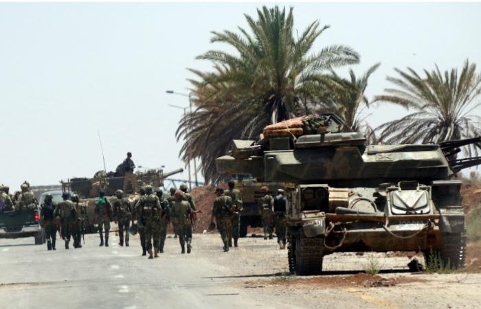 В Сирии боевики подорвали самодельную бомбу на пути российского патруля